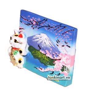Sản Xuất Nam châm tủ lạnh bột đá Nhật Bản