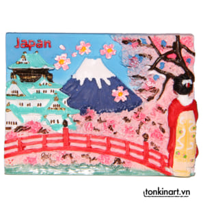 Sản Xuất Nam châm tủ lạnh - Nhật Bản