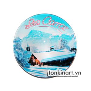Sản Xuất Nam Châm Tủ Lạnh Thủy Tinh, Quà tặng du lịch, Nam châm tủ lạnh