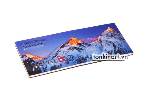 Sản Xuất Nam Châm Nhựa - Nepal, Quà tặng du lịch, Nam châm tủ lạnh