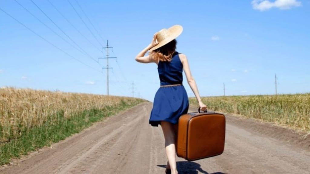 Viết cho những lần du lịch một mình.