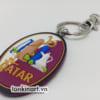 Sản Xuất Móc Khóa Cao Su - Qatar
