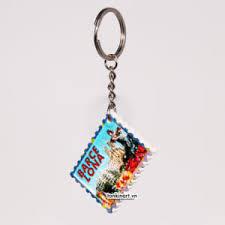 móc chìa khóa, quà tặng du lịch