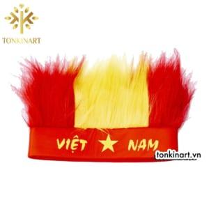 Sản xuất mũ cổ vũ đội tuyển Việt Nam AFF 2018
