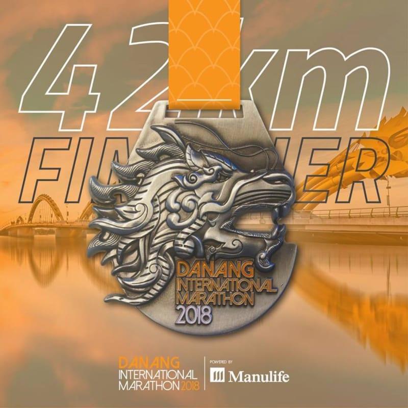 """Danang International Marathon 2018: """"Bởi vì tôi yêu Đà Nẵng"""""""
