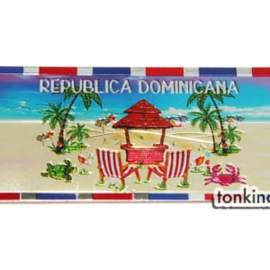 Nam Châm Nhôm - Republica Dominicana, nam châm tủ lạnh