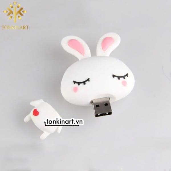 Sản xuất USB hình con thú