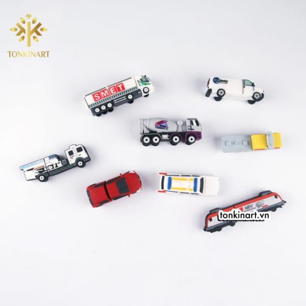 Sản xuất USB hình phương tiện giao thông