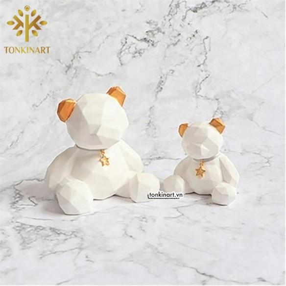 sản xuất đá thơm hình gấu teddy