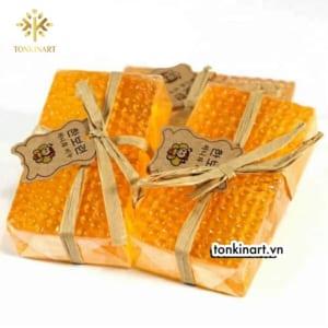 Sản xuất xà phòng thơm tổ ong