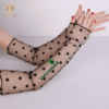 găng tay chống nắng, găng tay in logo, găng tay chống tia UV
