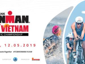 ironman 70.3 châu Á- Thái Bình Dương 2019