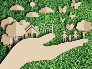 sống xanh, bảo vệ môi trường
