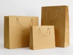 túi giấy, sống xanh, eco, eco friendly