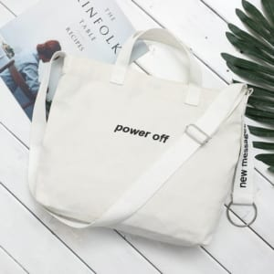 túi vải canvas, túi vải không dệt, sống xanh, eco, eco friendly