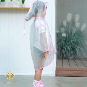 áo mưa eva, áo mưa thân thiện môi trường, áo mưa trẻ em