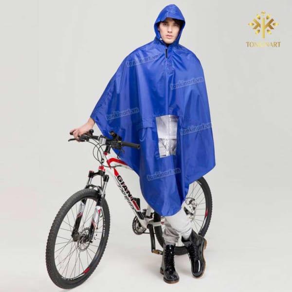 áo mưa eva, áo mưa thân thiện môi trường