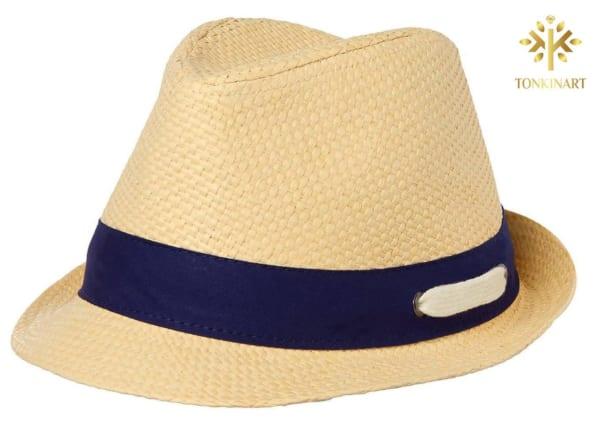 mũ cói, mũ du lịch, quà tặng du lịch, mũ cói team building
