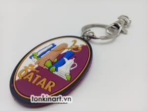 Móc chìa khóa , móc chìa khóa nhựa dẻo