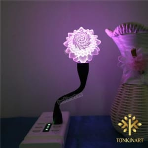 đèn led 3d tonkinart