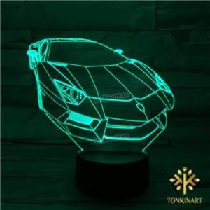 tìm hiểu về đèn led 3d