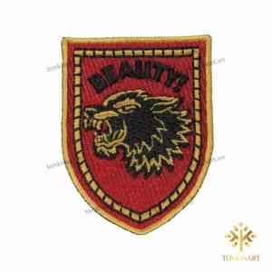phù hiệu vải thêu logo