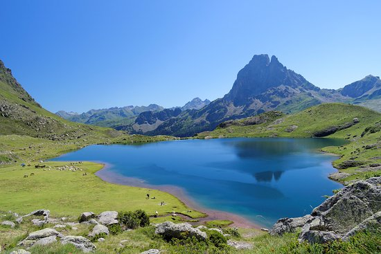 hạt vi nhựa trên pyrenees, hạt vi nhựa trong không khí,