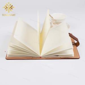Sổ tay bìa tre cao cấp, quà tặng doanh nhân, quà tặng doanh nghiệp, sổ tay độc đáo, sổ tay tặng hội nghị